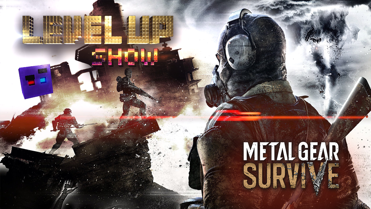 "8 серия. Обзор ""Metal Gear Survive"""
