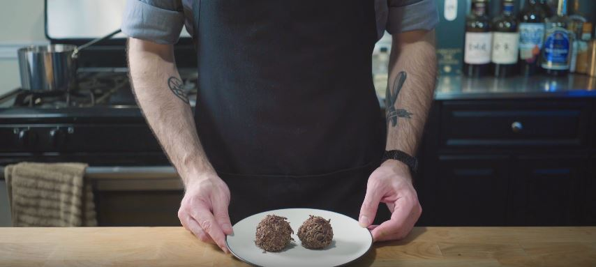 Chef's Chocolate Salty Balls