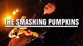 Концерт The Smashing Pumpkins