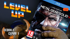 "1 серия. Обзор ""Metal Gear Solid V: Ground  Zeroes"""