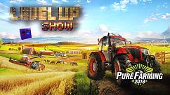 """15 серия. Обзор """"Pure Farming 2018"""""""