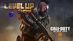 "Level Up show, 4 сезон, 9 серия. Обзор ""Call of Duty: Black Ops 4"""