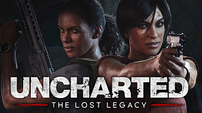 "4 серия. Обзор ""Uncharted: The Lost Legacy"""