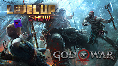 Level Up show, 3 сезон 12 серия. Обзор God of War